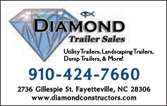 Diamond trailer